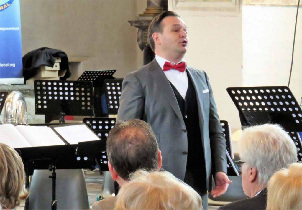 Eindejaarsconcert 2016 Gingelom kerk