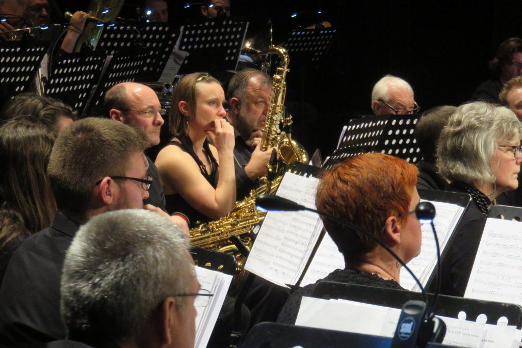 Cecilia avond 2018 harmonie orkest
