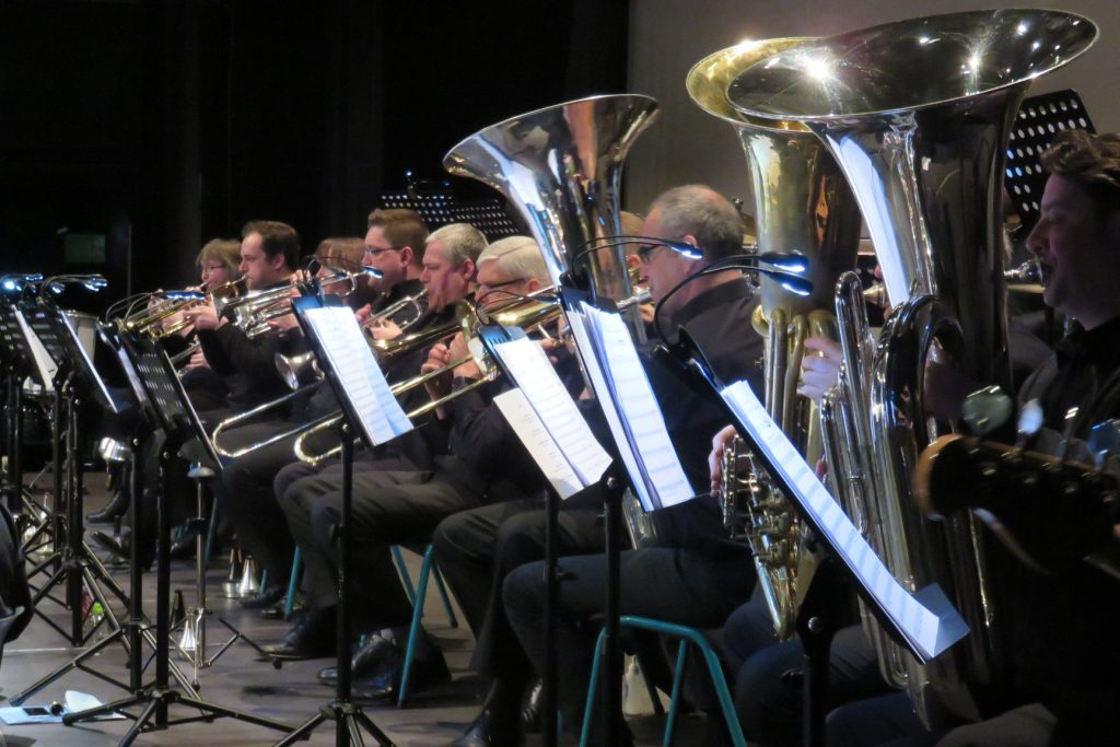 Cecilia avond 2018 bastuba trombone