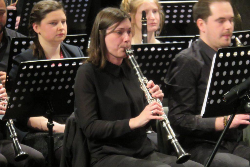 Cecilia avond 2018 solo klarinet