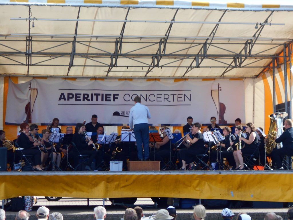 Concert aan zee 08/2016