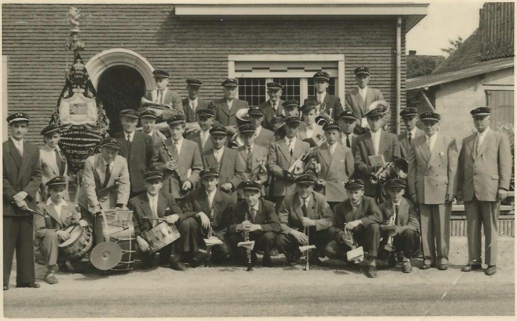 1959 gingelom concert koninklijke harmonie
