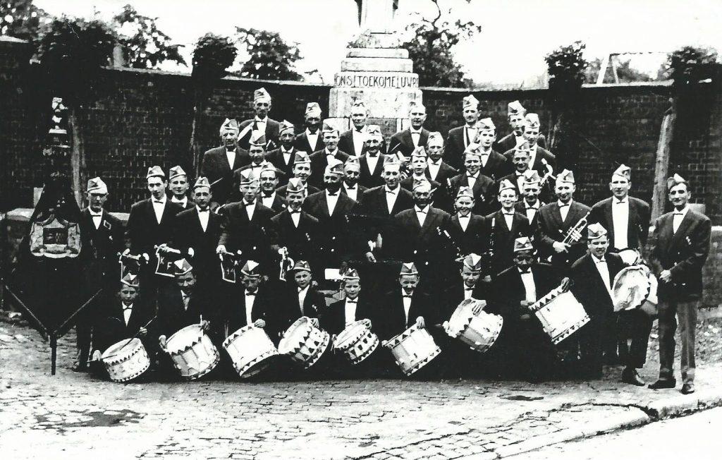 1960 gingelom koninklijke harmonie sint-cecilia