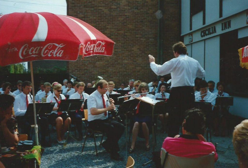 1991 concert cecilia inn gingelom steenweg