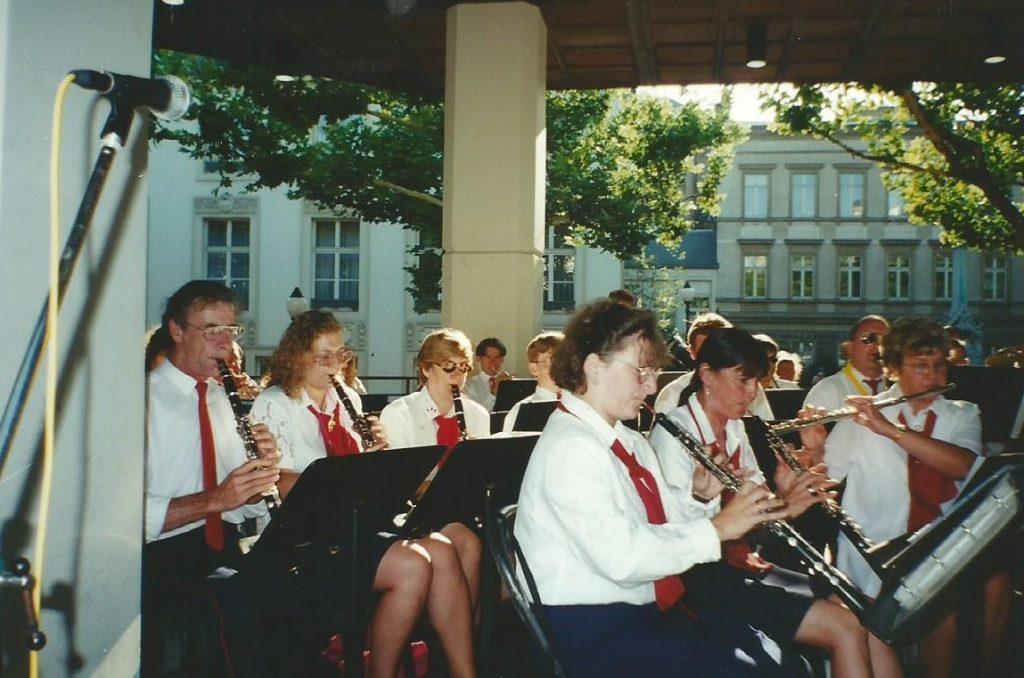 1996 concert gingelom koninklijke harmonie