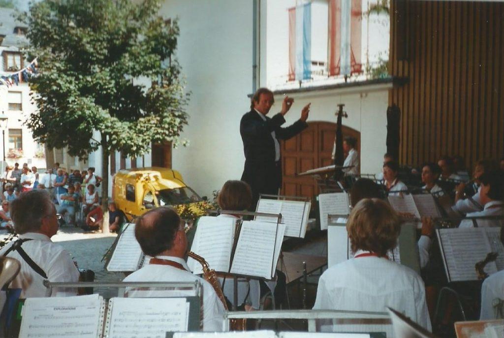 1997 concert koninklijke harmonie sint-cecilia gingelom