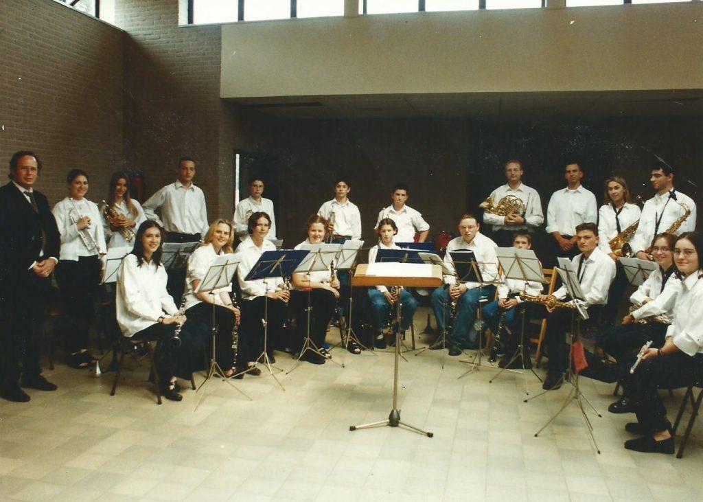 1999 concert jeugdharmonie
