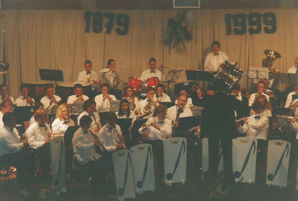 1999 jubileumconcert gingelom sint-cecilia koninklijke harmonie