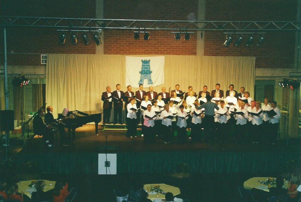 2000 cecilia avond koor