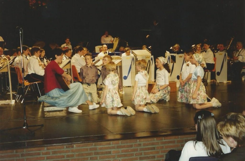 2001 cecilia avond act the sound of music