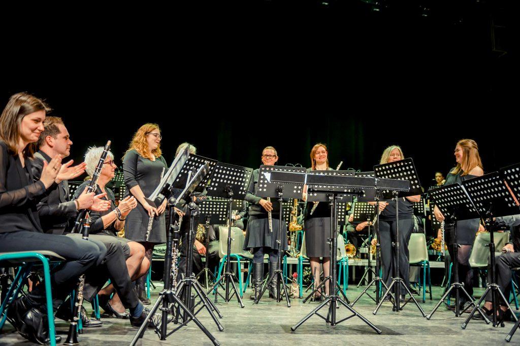 Cecilia avond 2019 dwarsfluit solos