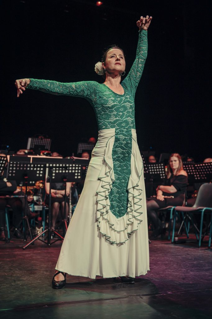 Cecilia avond 2019 danseres act