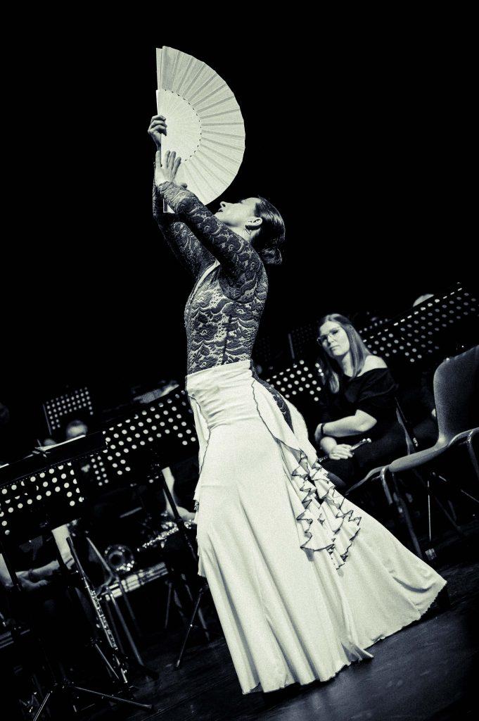 Cecilia avond 2019 flamenco