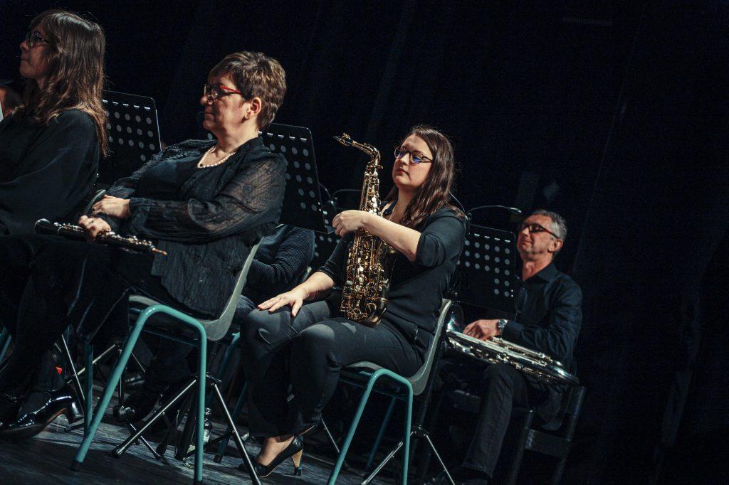 Cecilia avond 2019 hobo sax tuba