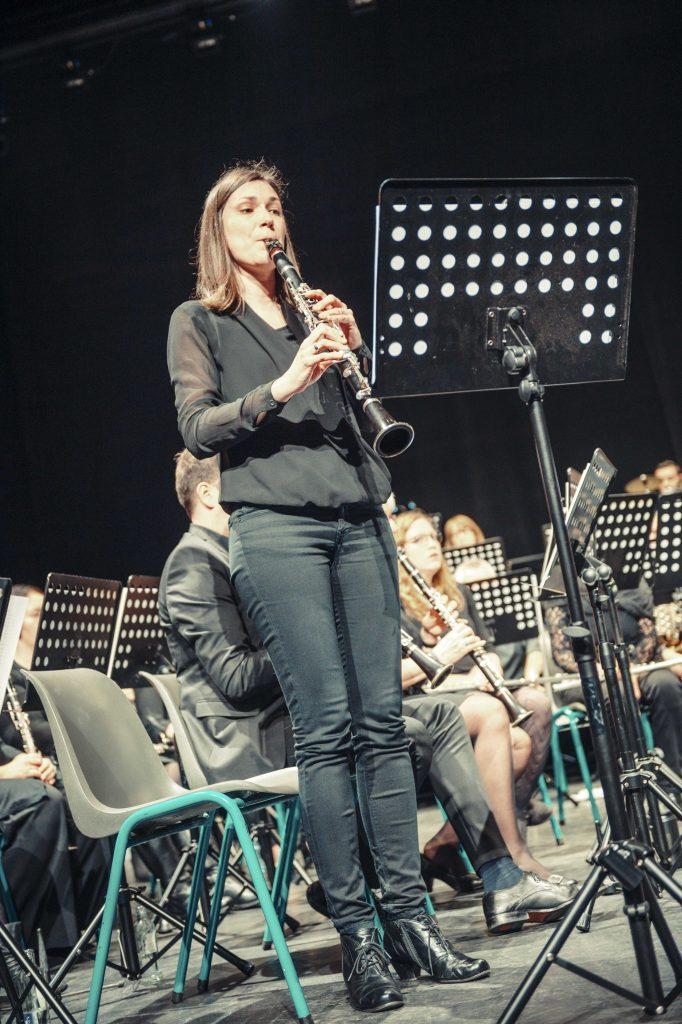 Cecilia avond 2019 soliste klarinet