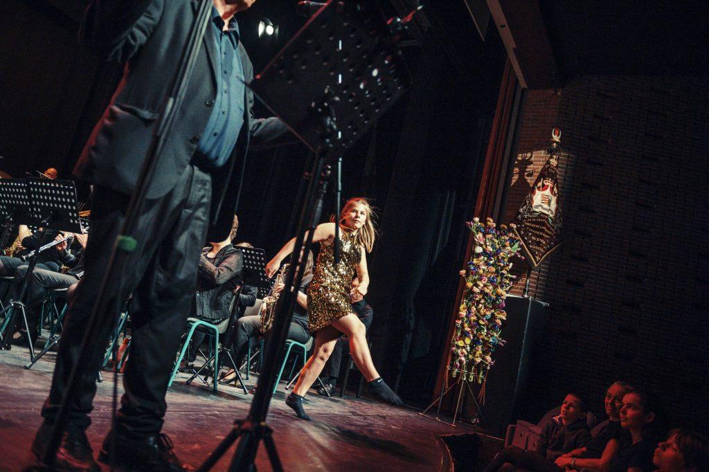 Cecilia avond 2019 dansen