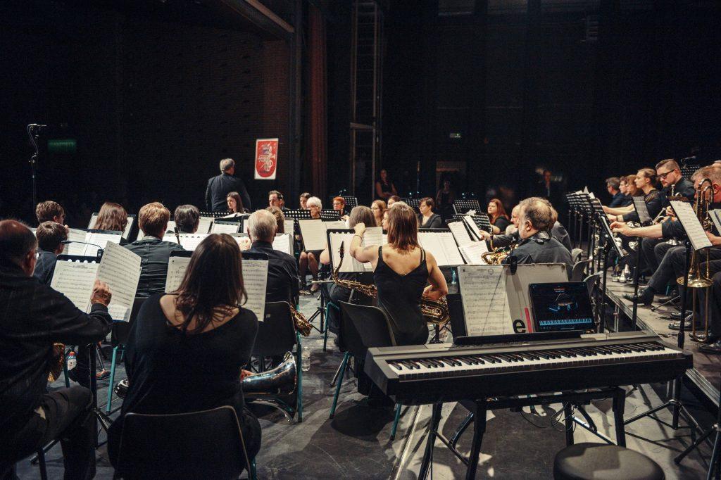 Cecilia avond 2019 harmonie achter de schermen