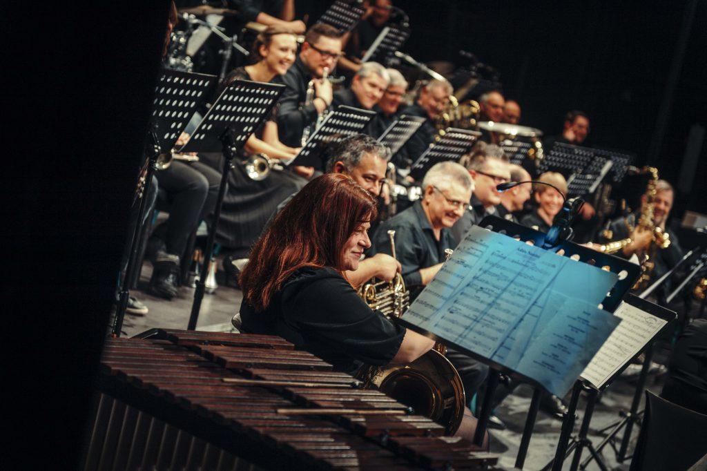 Cecilia avond 2019 marimba hoorns