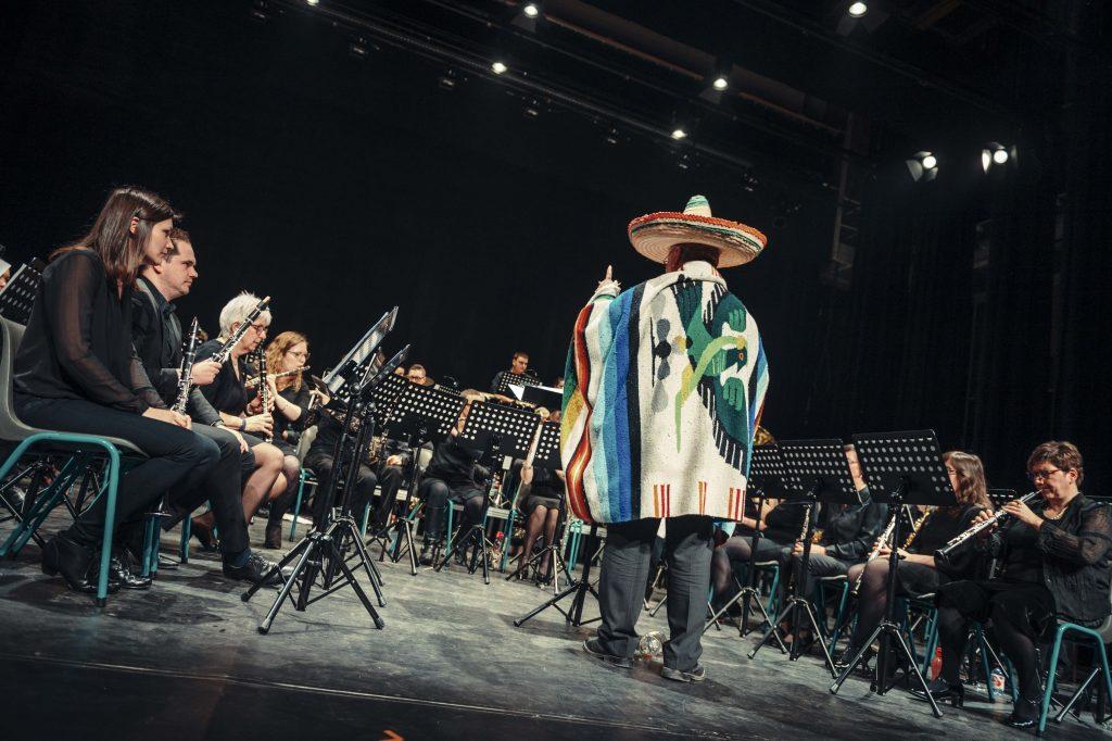 Cecilia avond 2019 mexico