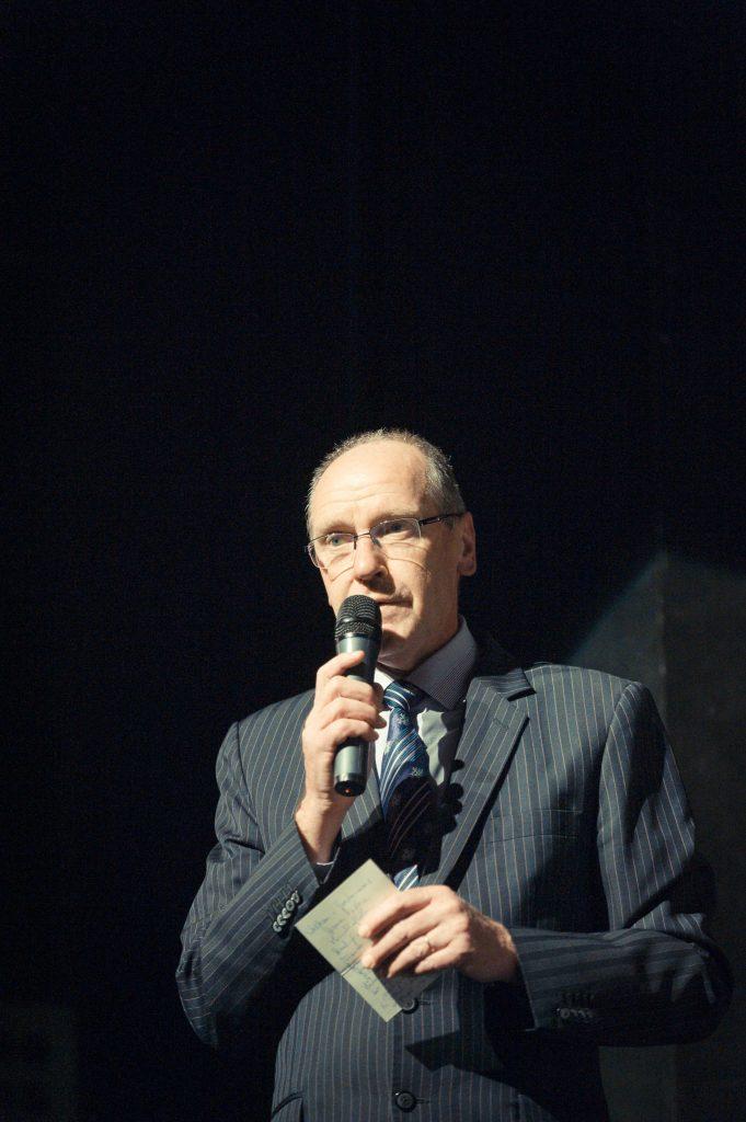 Cecilia avond 2019 voorzitter Gilbert