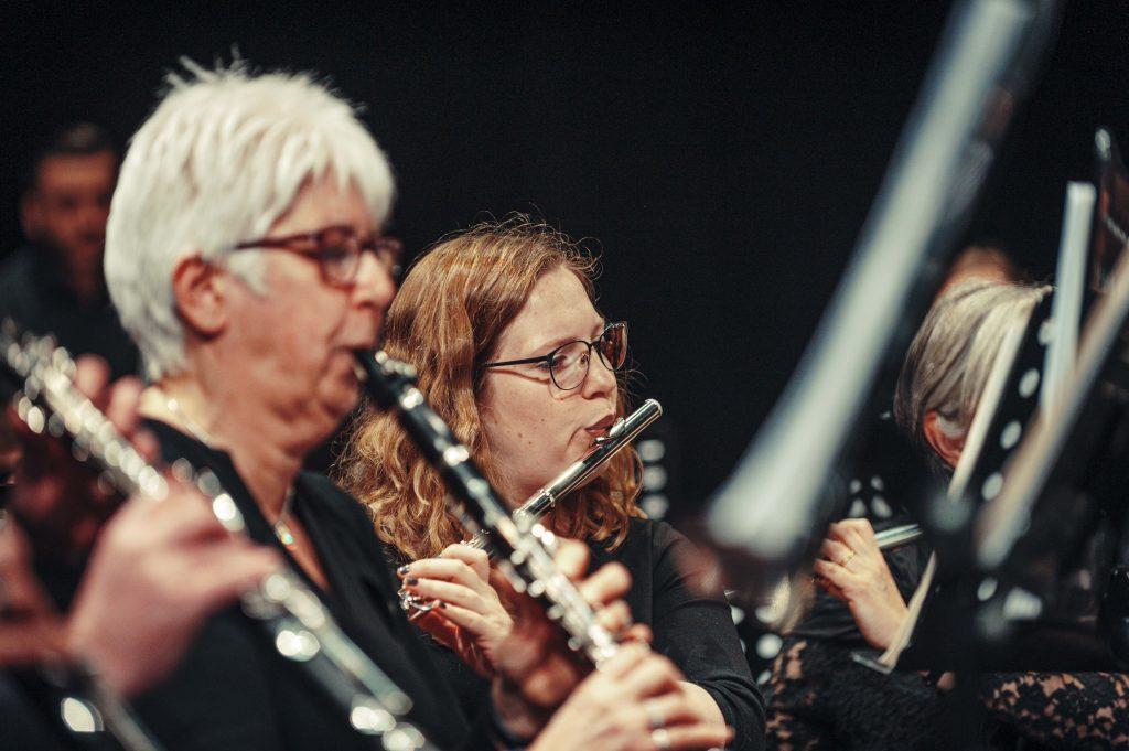 Cecilia avond 2019 dwarfsluit en klarinet
