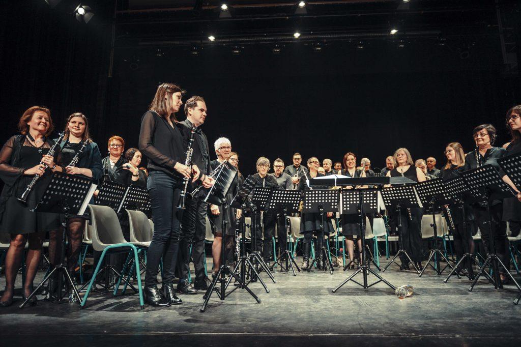 Cecilia avond 2019 harmonieorkest