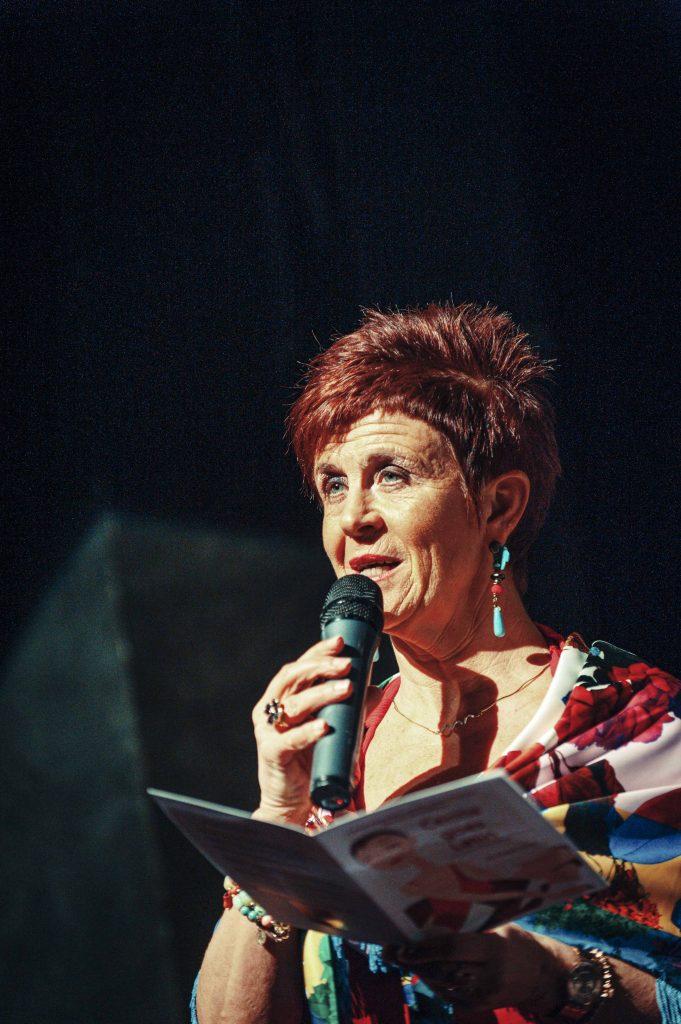 Cecilia avond 2019 presentatrice
