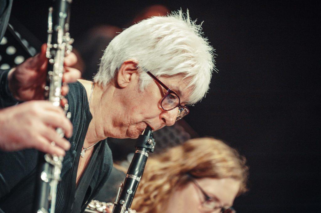 Cecilia avond 2019 twee klarinetten