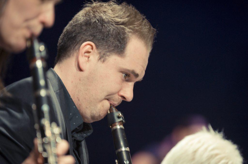 Cecilia avond 2019 klarinetten