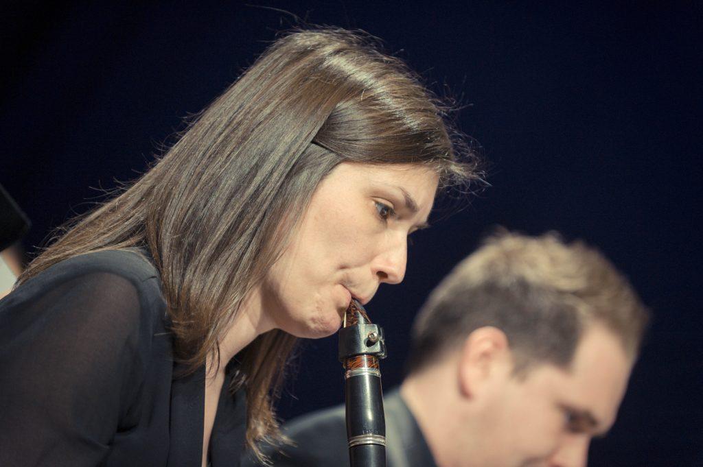 Cecilia avond 2019 mondstuk klarinet