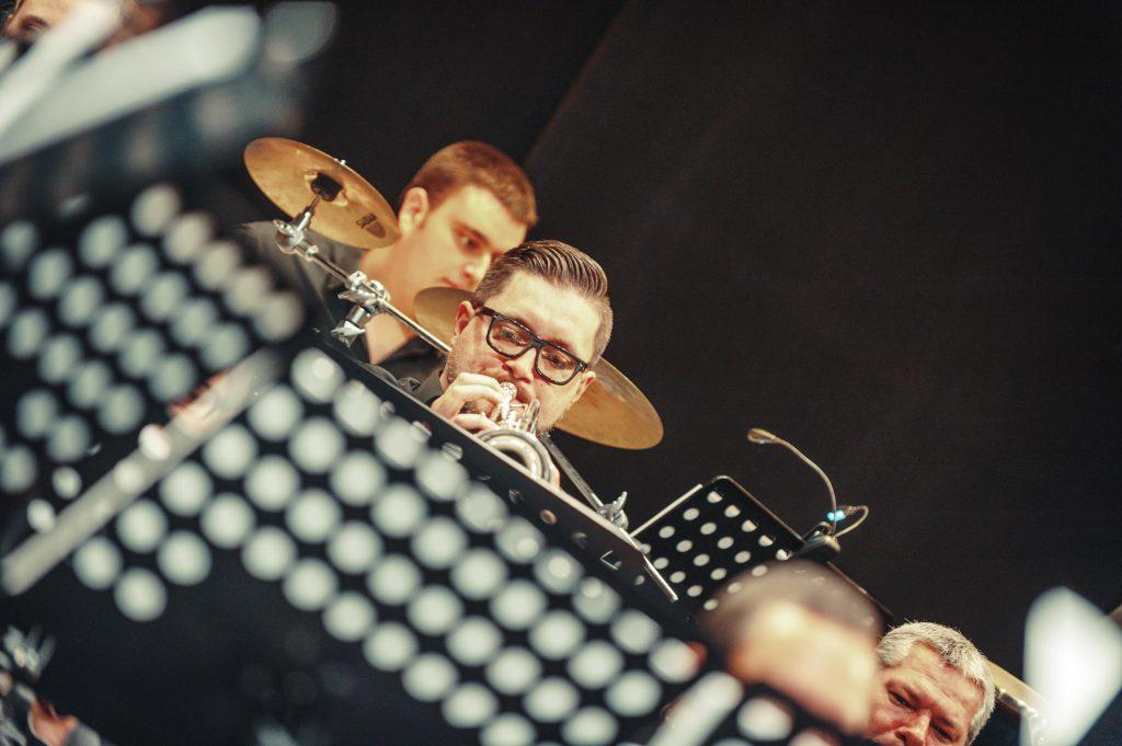 Cecilia avond 2019 trompet drummer