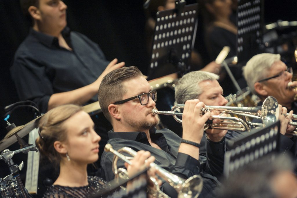 Cecilia avond 2019 trompet slagwerk