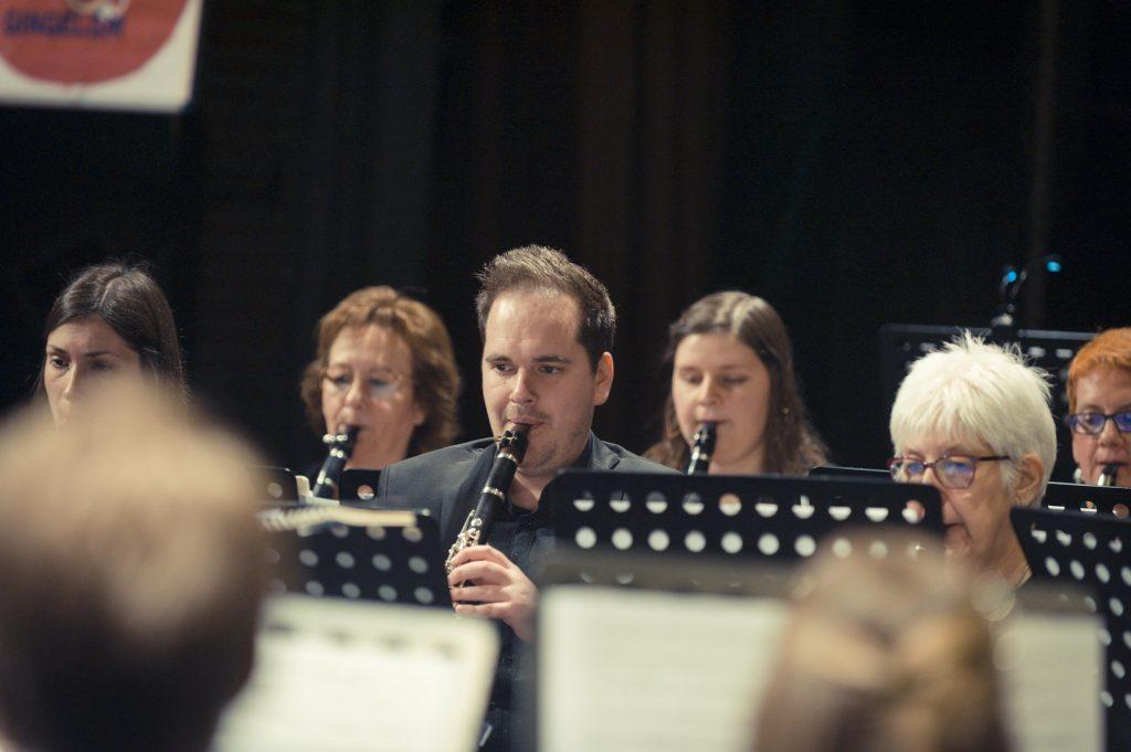 Cecilia avond 2019 klarinet