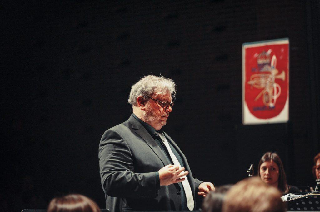 Cecilia avond 2019 dirigent