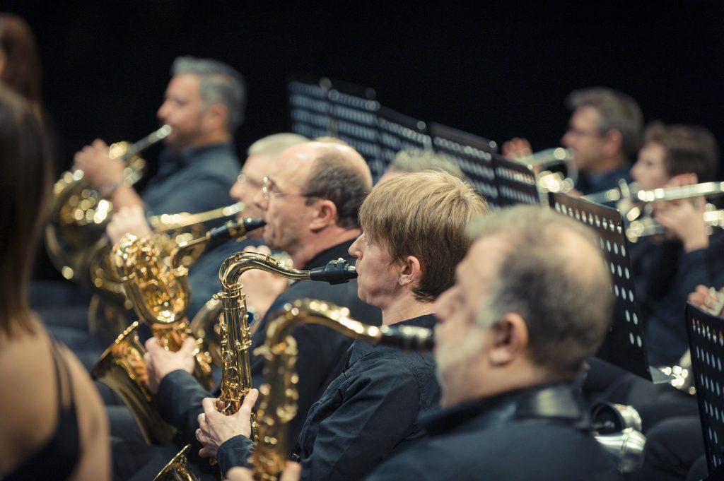 Cecilia avond 2019 tenor sax
