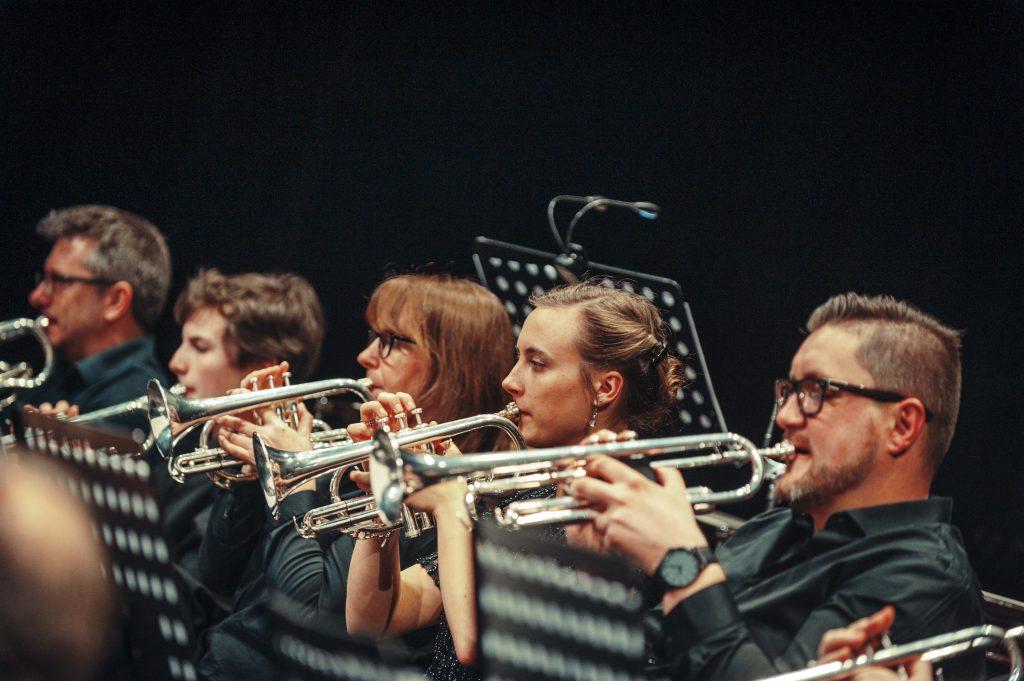 Cecilia avond 2019 trompetten