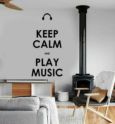keep calm and play music update